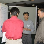 Seiichiro explains HDGB to Phil Duxbury